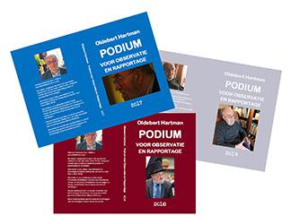 Boeken Podium voor Observatie en Rapportage