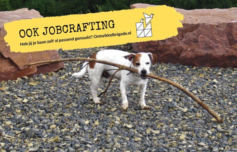 ook jobcrafting hond